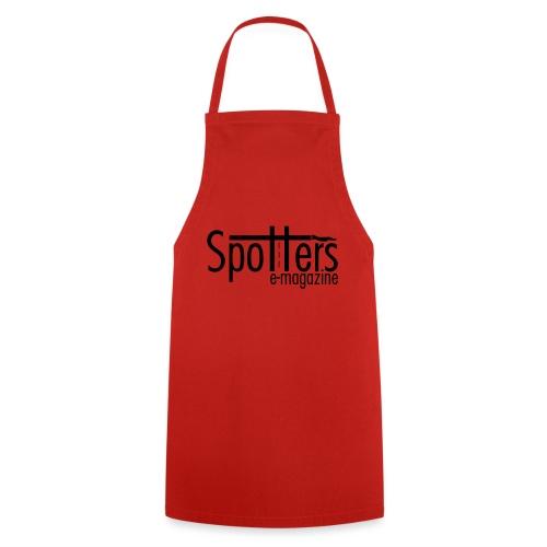 SPlogoNero - Grembiule da cucina