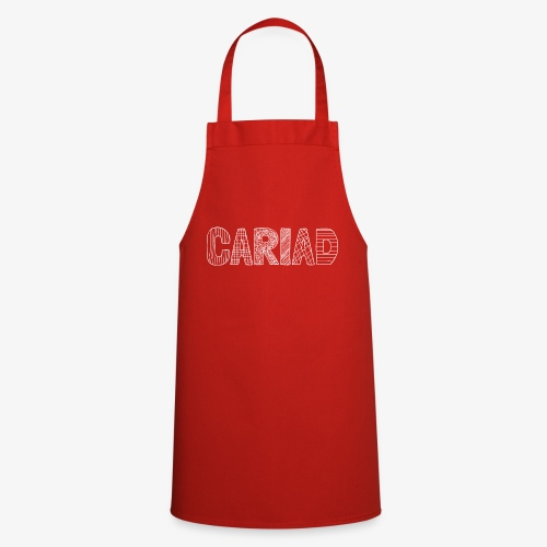 Cariad - Love - Cooking Apron