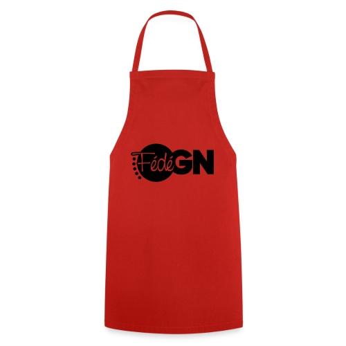 Logo FédéGN pantone - Tablier de cuisine
