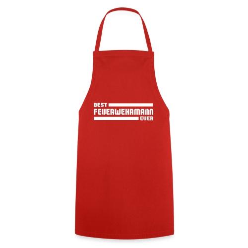 Feuerwehrmann Feuerwehr Freiwillig Shirt Geschenk - Kochschürze