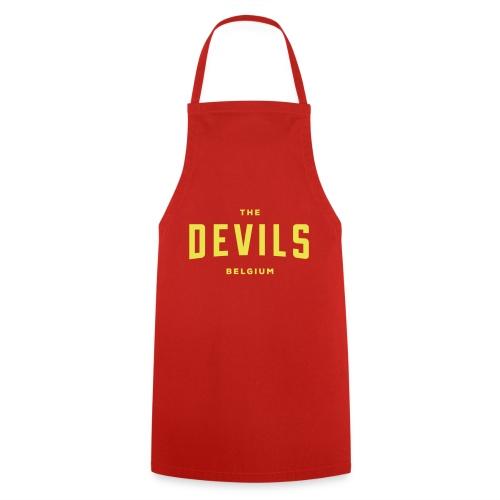 les diables belgique Belgique - Tablier de cuisine