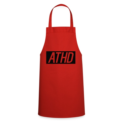 athd shirt logo - Cooking Apron