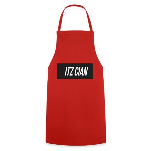 ITZ CIAN RECTANGLE - Cooking Apron