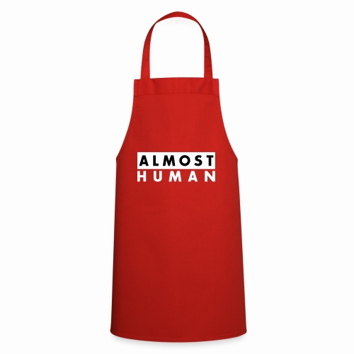 Almost Human - Cooking Apron