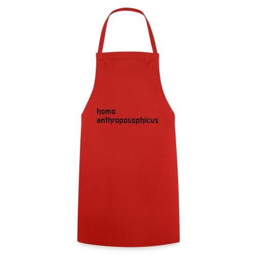 homo anthroposophicus - Kochschürze