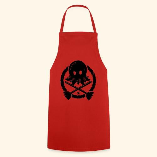 molly roger noir - Tablier de cuisine