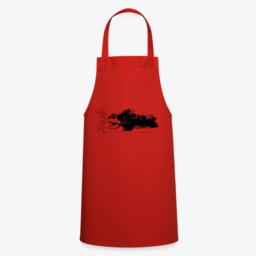 Pamir Expedition black - Cooking Apron