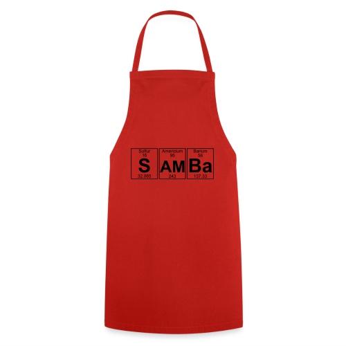 S-Am-Ba (samba) - Full - Cooking Apron