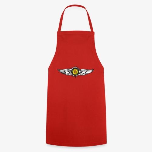 SOLRAC Wings - Delantal de cocina