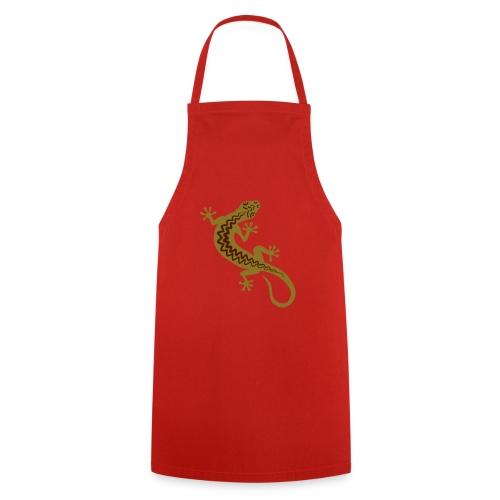 Azteq Lizzard - Kochschürze