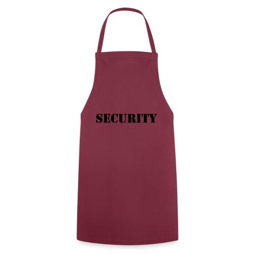 Security - Kochschürze