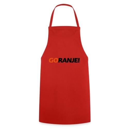 Go Ranje - Goranje - 2 kleuren - Keukenschort