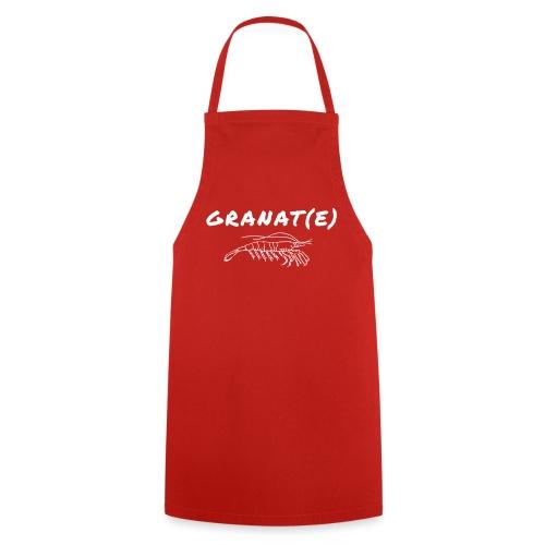 Granat(e) - Kochschürze
