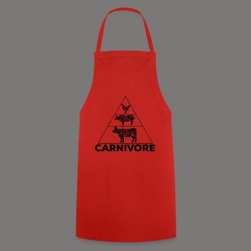 Carnivore Piramide - Keukenschort