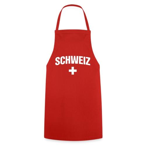 Schweiz - Suisse - Switzerland - Swiss - Kochschürze