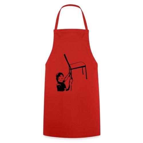 Stuhltanz - Schatzi schenk mir ein Foto - Kochschürze