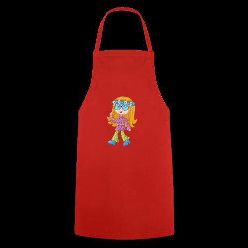 Hippie Girl - Kochschürze