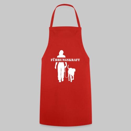 Führungskraft female - Kochschürze