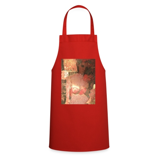 Original Art: Seductive lady - Cooking Apron