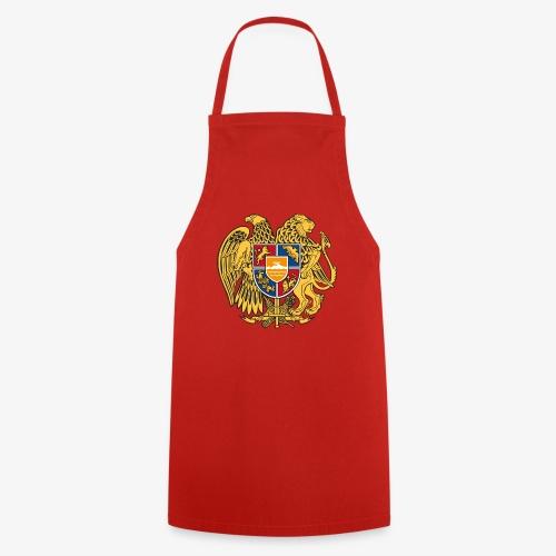 03 Armenien Wappen Armenia Армения T-Shirts - Kochschürze