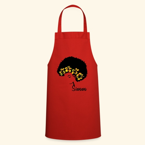 AFRO-MADRAS - Tablier de cuisine