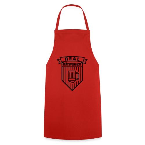 Real Logo - Kochschürze