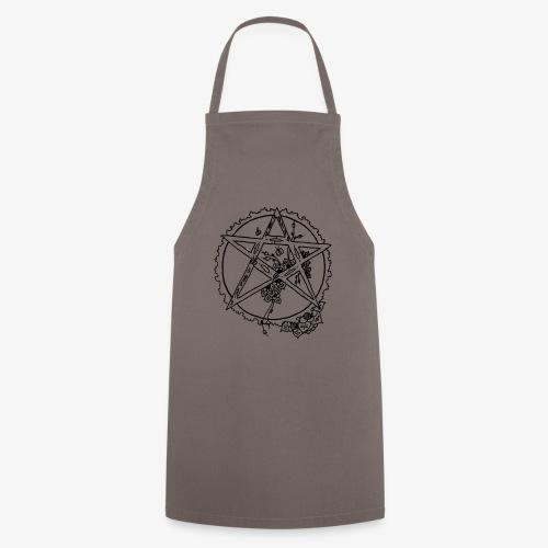 Flowergram - Cooking Apron