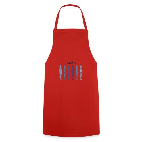 Sardine - Grembiule da cucina
