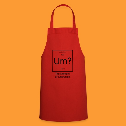 element of confusion - Cooking Apron