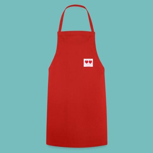 cerdito enamorado - Delantal de cocina