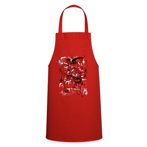 art of shaolin - Cooking Apron