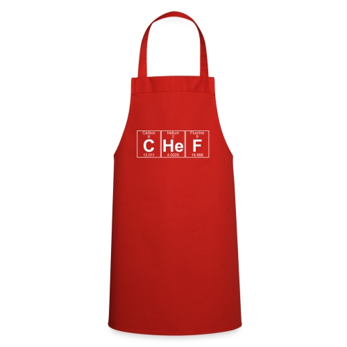 C-He-F (chef) - Cooking Apron