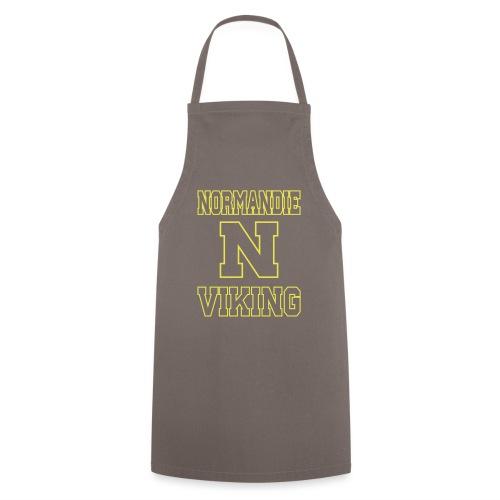 Normandie Viking Def jaune - Tablier de cuisine