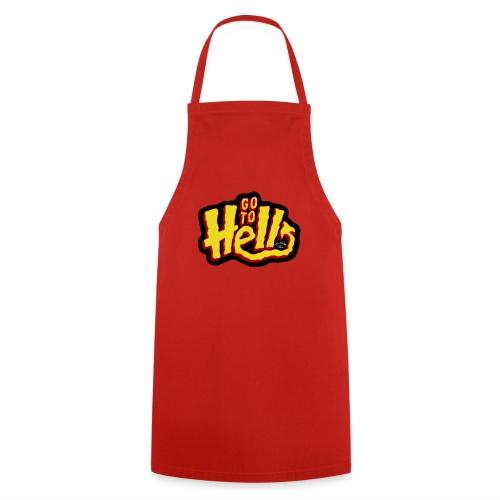 Go to Hell - Tablier de cuisine