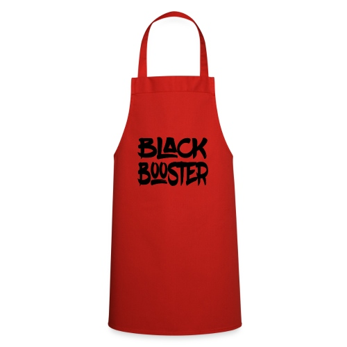 Black booster - Cooking Apron