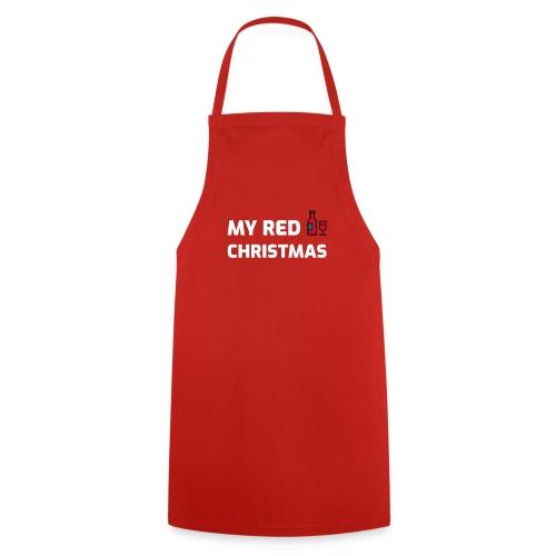 stygg julegenser - My red Christmas - Kokkeforkle