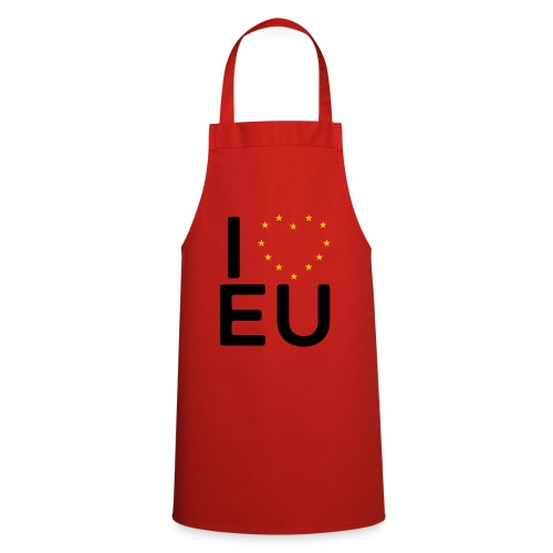 I ❤️ EU - Women's Tee - Cooking Apron