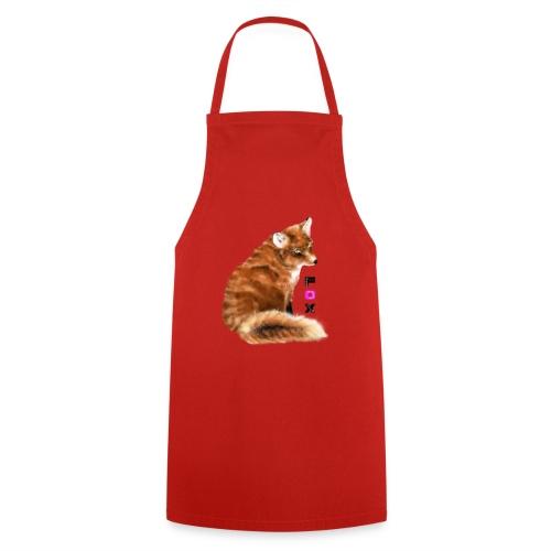 foxy 1 - Fartuch kuchenny