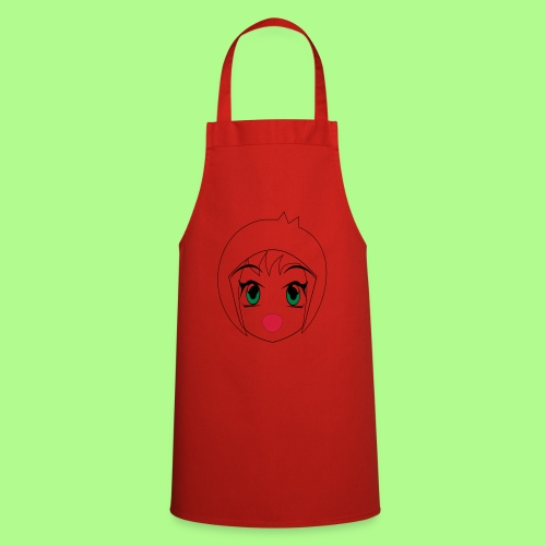 Anime girl T-Shirt - Cooking Apron