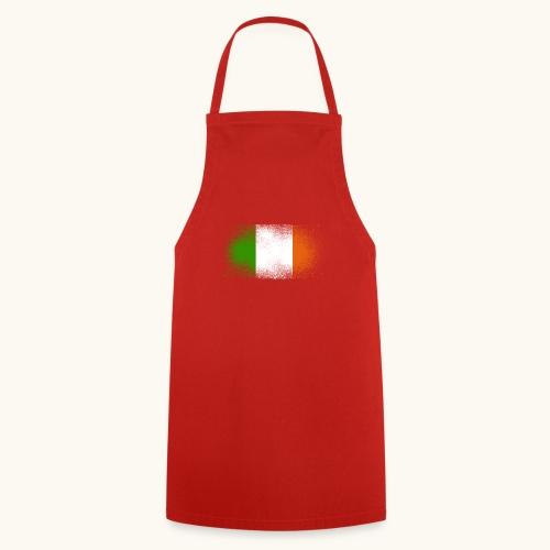 Irland Grunge irische Flagge lustig Geschenk Ire - Tablier de cuisine