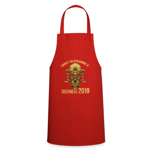 Carry On Steaming - Cooking Apron