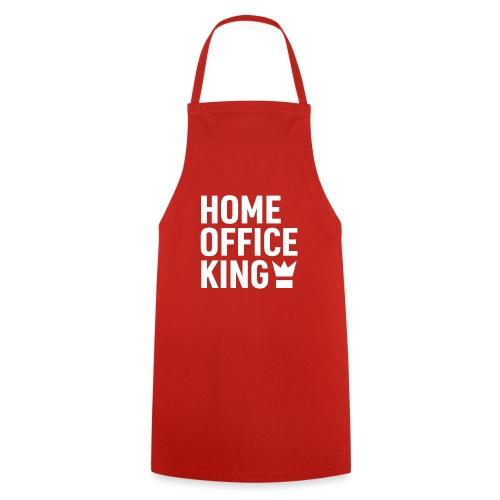 Mitarbeiter Kollege Home Office Quarantäne Corona - Kochschürze