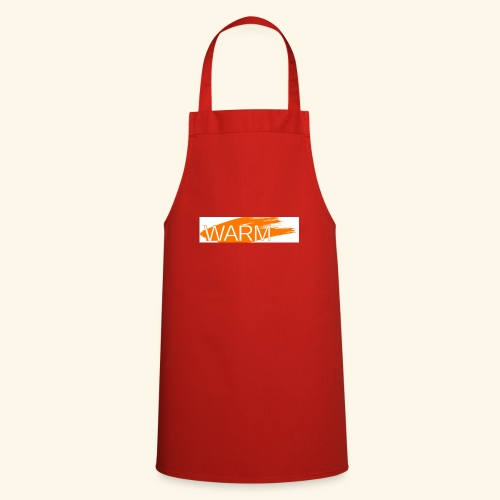The only way is Warm - Cooking Apron