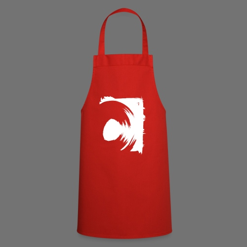 spin (white) - Cooking Apron