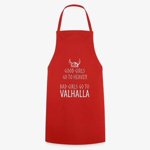 Bad Girls go to Valhalla - Kochschürze