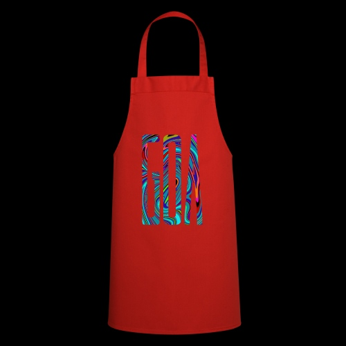 Goa Batik Style Shirt Design - Kochschürze