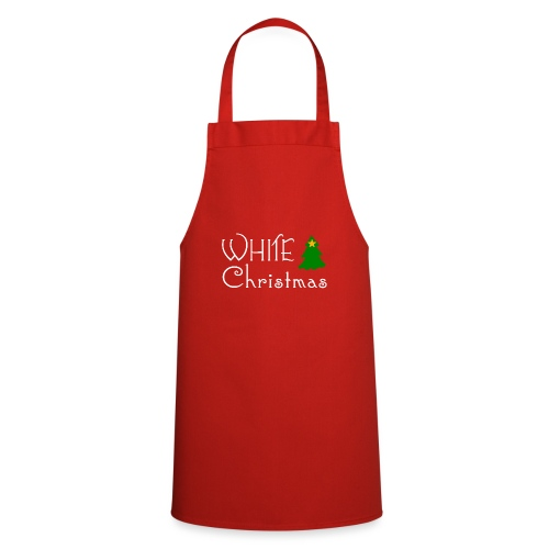 White Christmas - Cooking Apron