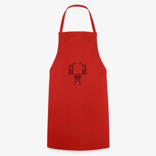 cerf Joyeux Noel - Tablier de cuisine