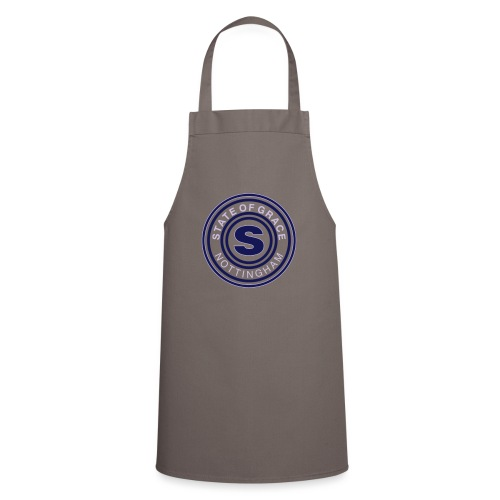 state of grace logo - Cooking Apron