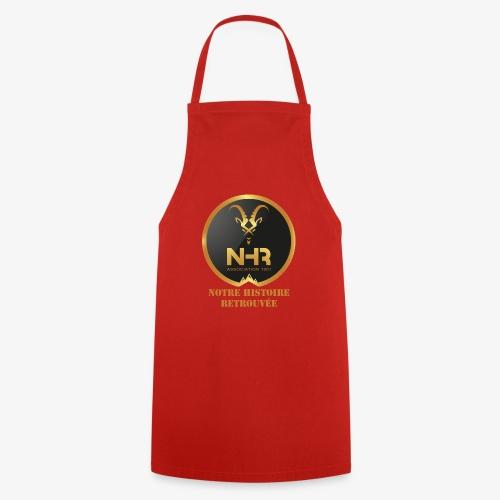 LOGO NHR - Tablier de cuisine